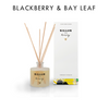 200ml Blackberry & Bay Leaf Reed Diffuser