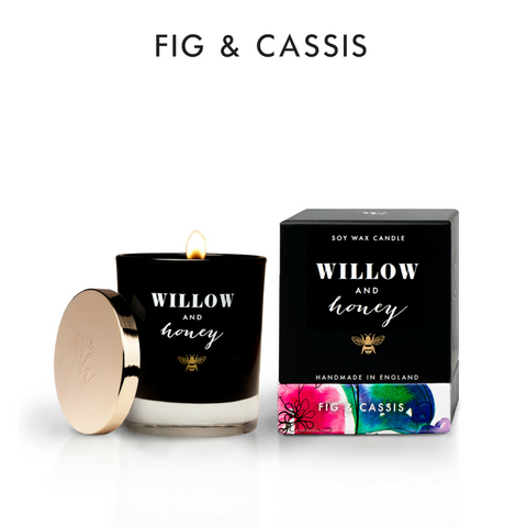 220g Fig & Cassis Candle