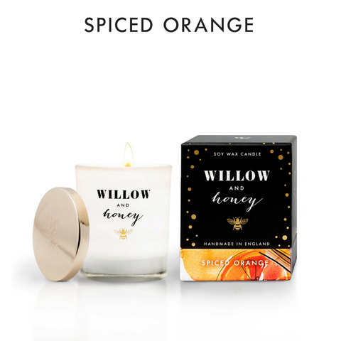 220g Spiced Orange Soy Candle