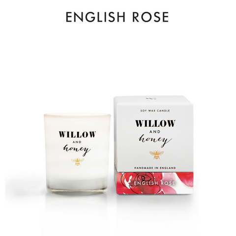 60g English Rose Candle