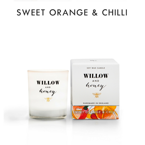 60g Sweet Orange & Chilli Soy Candle