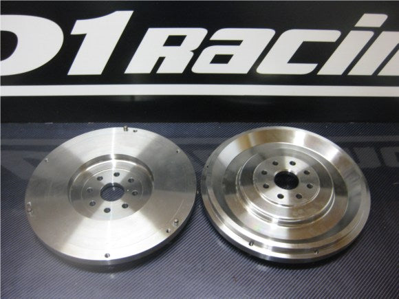 D1Racing Toyota 1JZ 2JZ Billet Flywheel