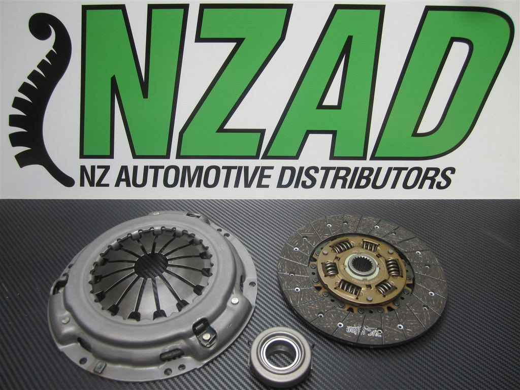 Isuzu MU Bighorn 2.8 D inc Turbo Clutch Kit