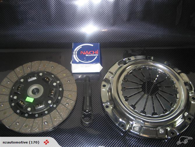 Honda b16a b18c 1900lb D1Racing clutch