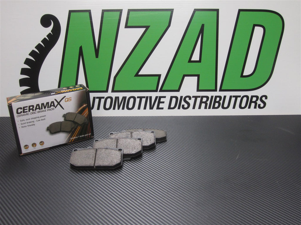 Ceramic Brake Pads Rr Mazda RX7,MS6,MX6,Familia
