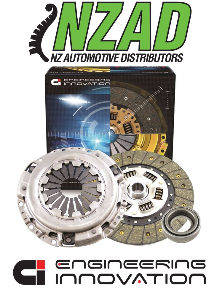 Isuzu MU Bighorn 3.1 TDI 4JG2 Turbo Clutch Kit