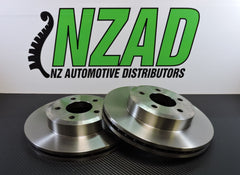 Ford Falcon BA 2002+ inc XR6 Turbo XR8 Brake Discs