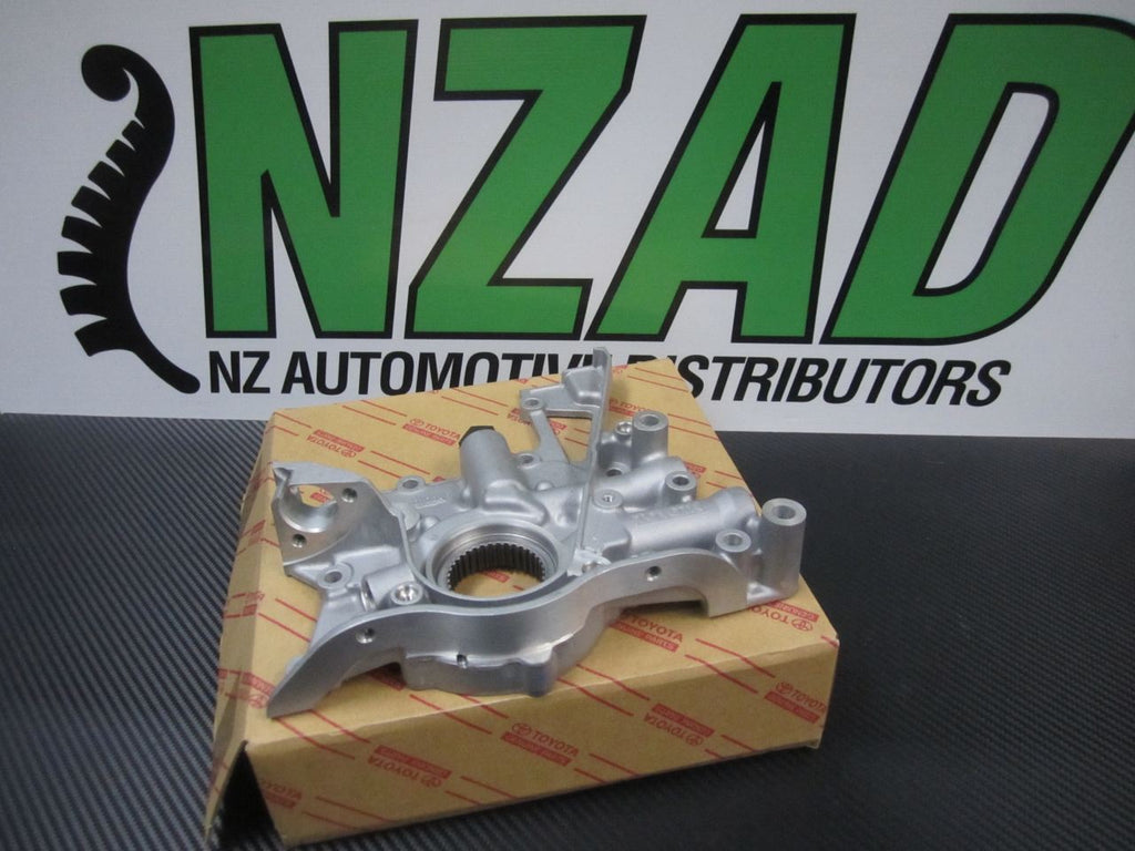 TOYOTA 1JZ-GTE 1JZGTE Genuine Oil Pump