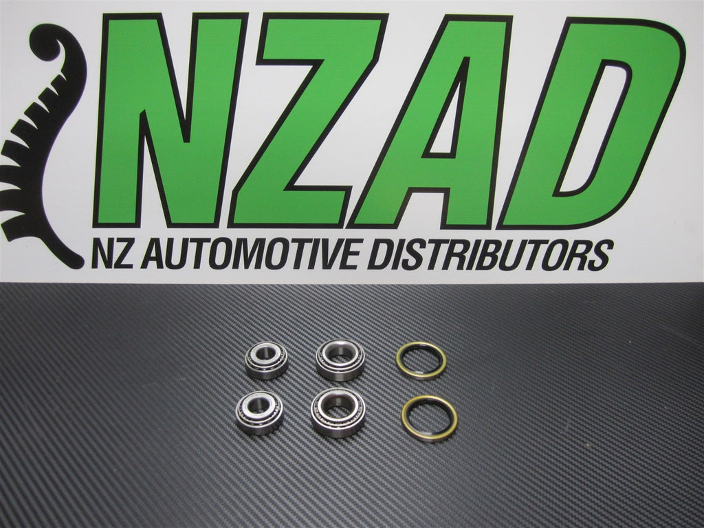 Mazda RX2 RX3 Front Wheel Bearing Kit PAIR