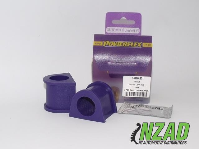 Powerflex Alfa Romeo 147 (00-10), 156 (97-07), GT (03-10) Front Anti Roll Bar Bush 23mm