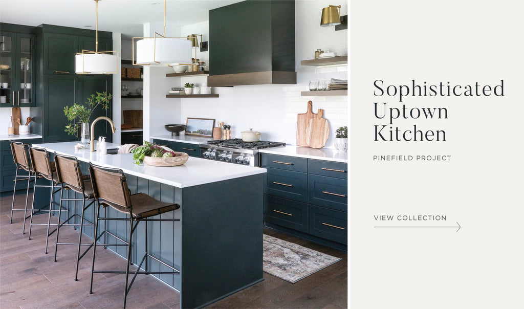 Shop the Sophisticated Uptown Kitchen