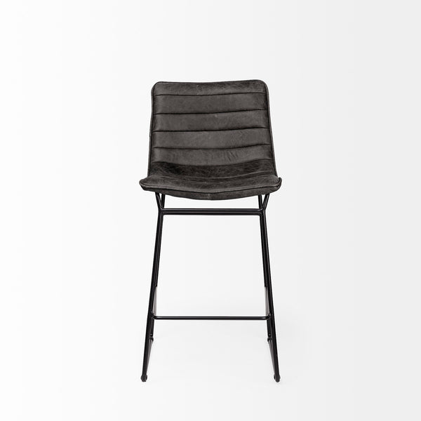 Nicola Counter Stool - Black