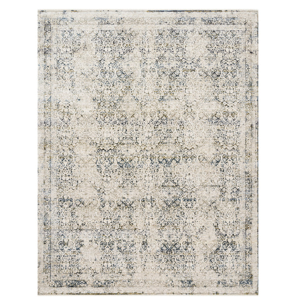 Theia Natural/Ocean Rug