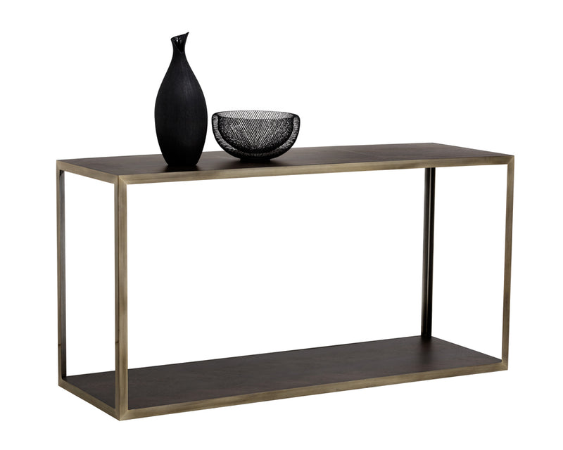 Swayzie Console Table