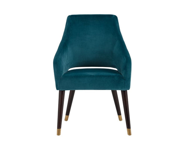 Anzac Dining Chair - Teal