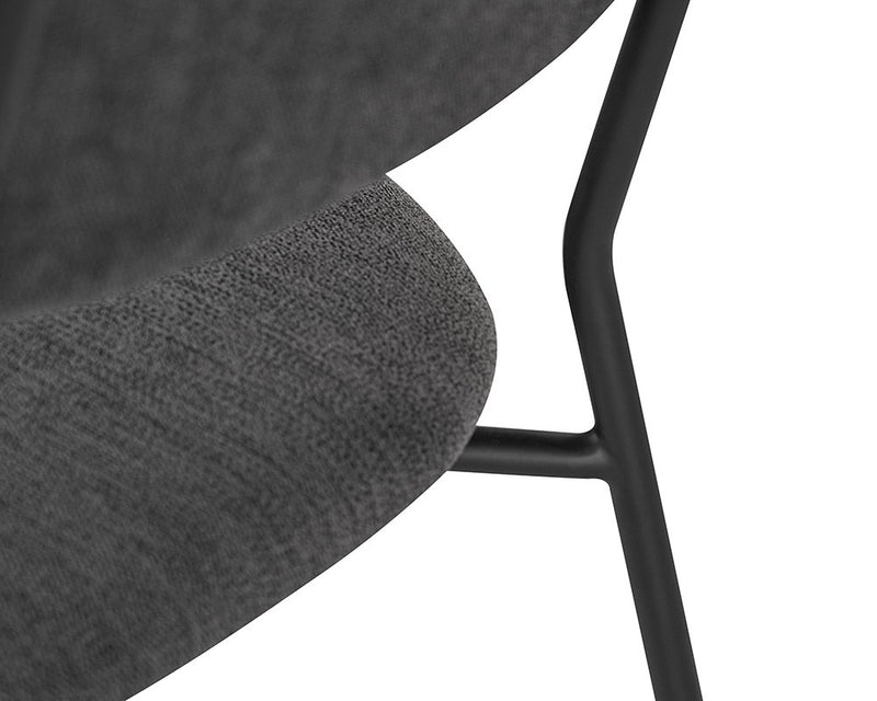 Willem Dining Chair - Grey