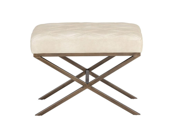 Brenton Bench - Cream
