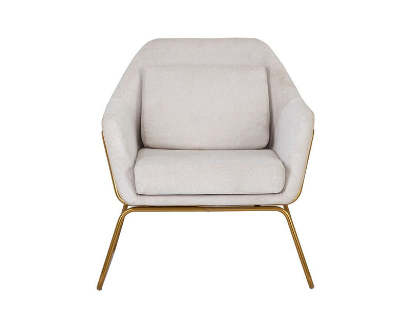 Whitson Armchair - Cream
