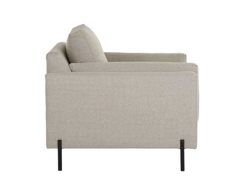Newbury Natural Armchair