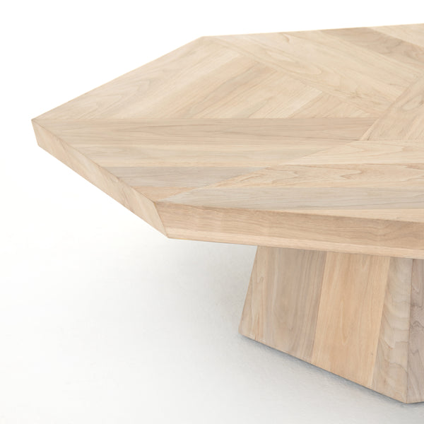 Austin Coffee Table - Ashen Walnut
