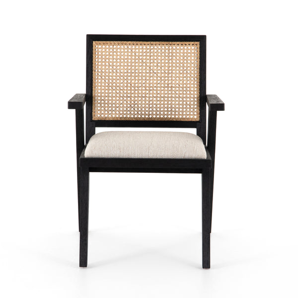 Fiona Dining Chair - Black