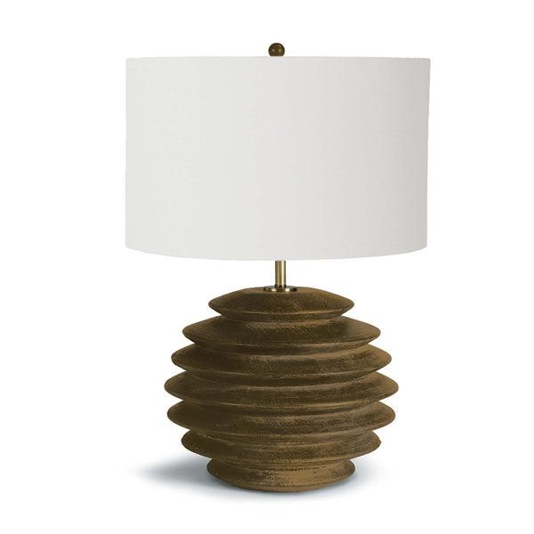 Kaylie Round Table Lamp