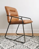 Pullman Chair Tan Brown