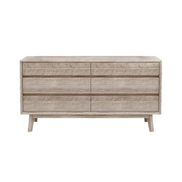 Hammond 6 Drawer Dresser