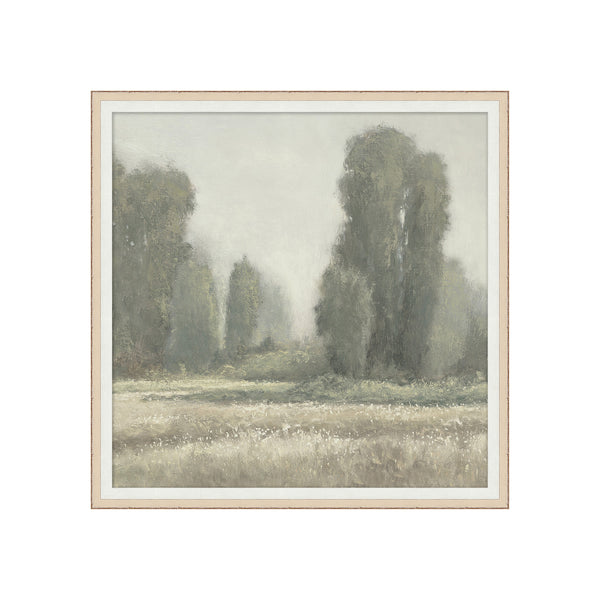 Serene Meadows 1 Framed Print
