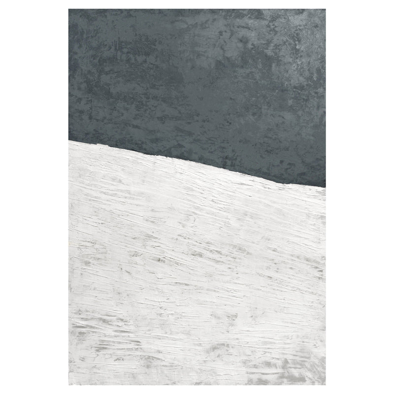 Snowy Hills Canvas