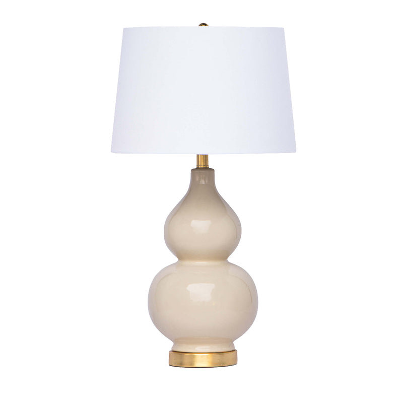 Grandview Table Lamp Ivory