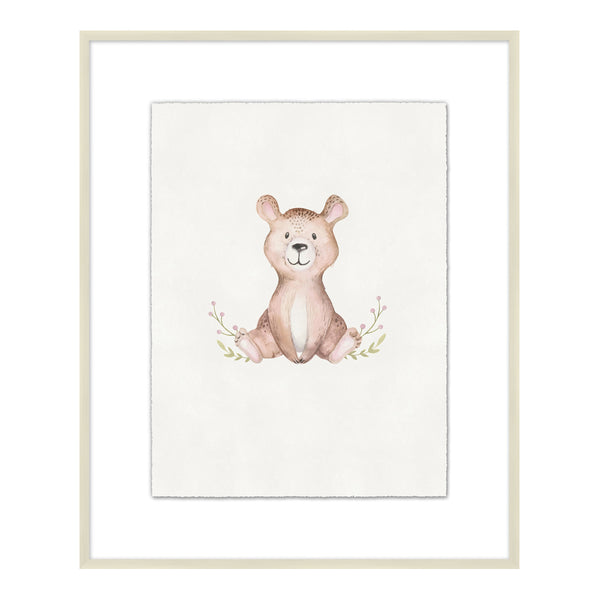 Little Darling I Framed Print