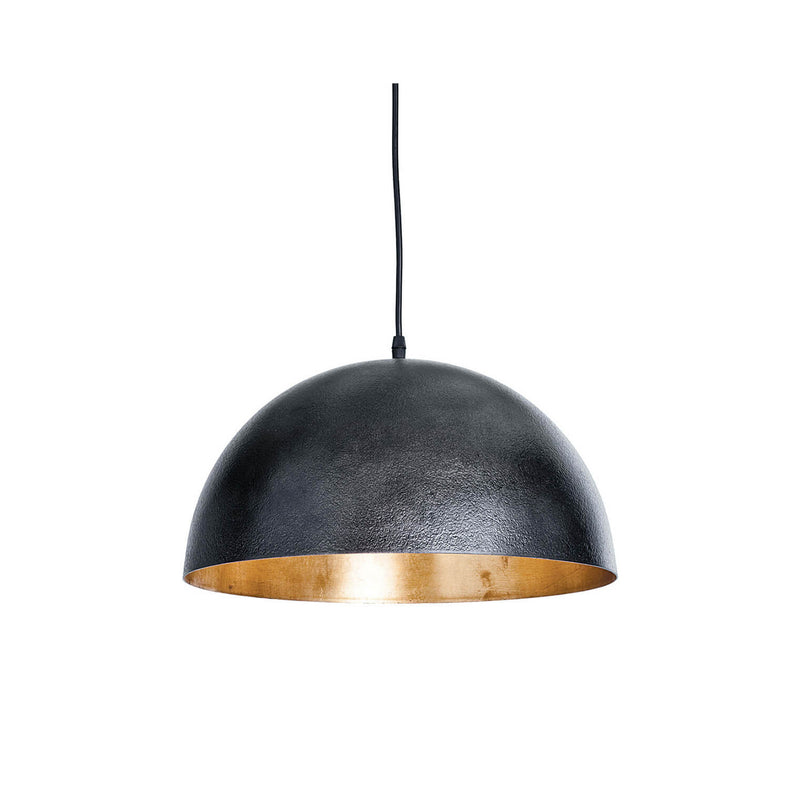 Hamza Small Pendant Black