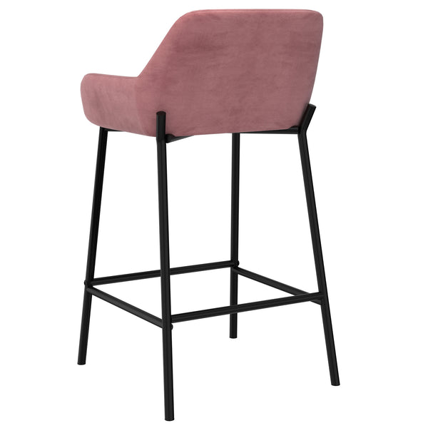 Chambers Counter Stool - Rose