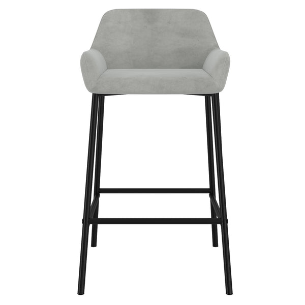 Chambers Counter Stool - Grey