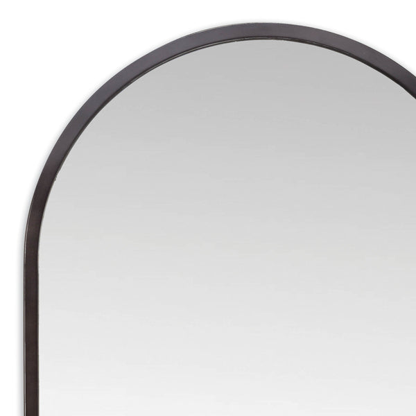 Rideau Mirror - Black