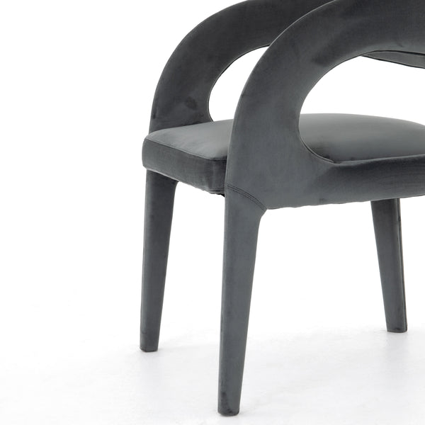 Strother Dining Chair - Black