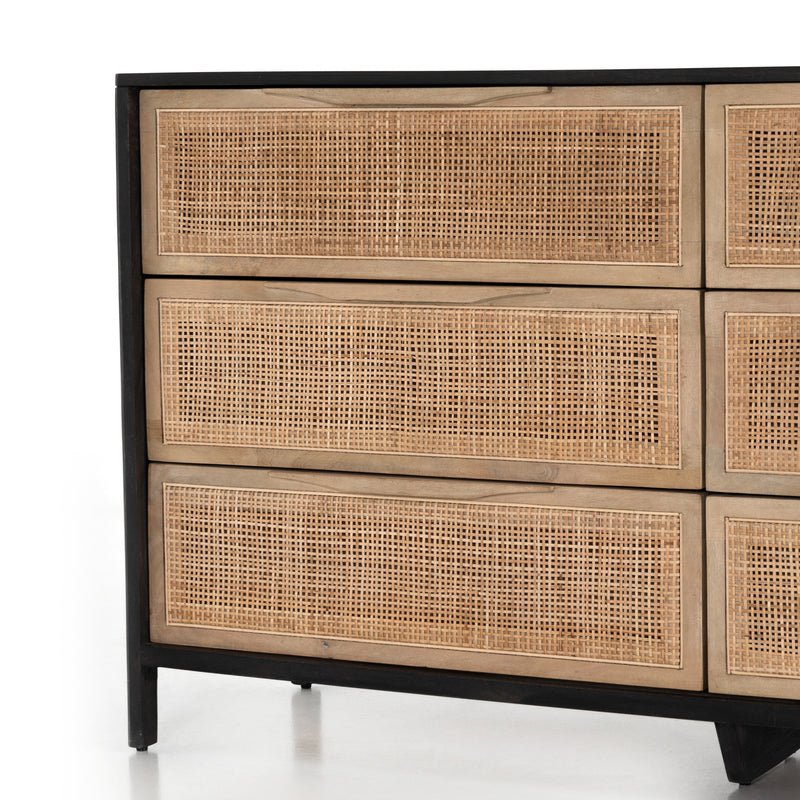 Ubud 6 Drawer Dresser