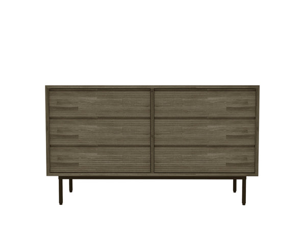 Braya 6 Drawer Dresser
