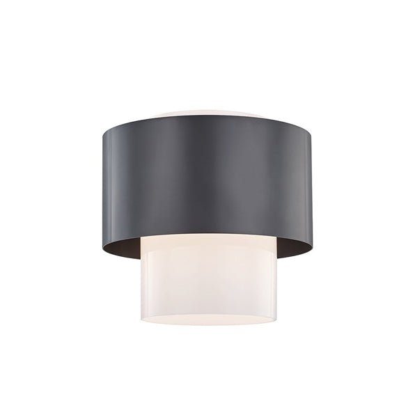 Corinth Semi Flush - Bronze