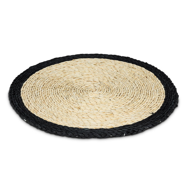 Laya Placemat - Black