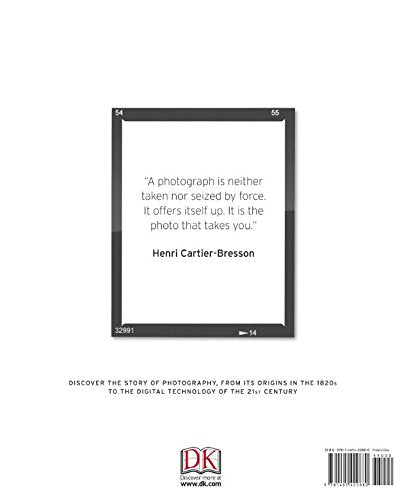Photography: The Definitive Visual History Book