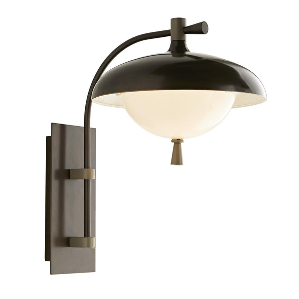 Wick Outdoor Sconce