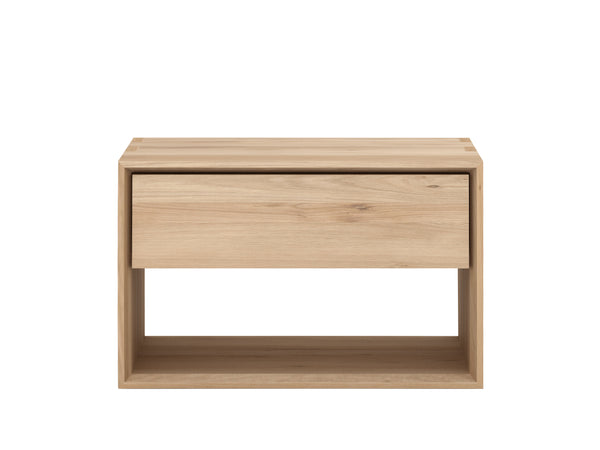 Oak Nordic II Nightstand