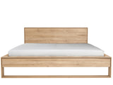 Oak Nordic II Bed