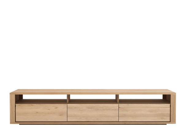 Oak Shadow Media Unit