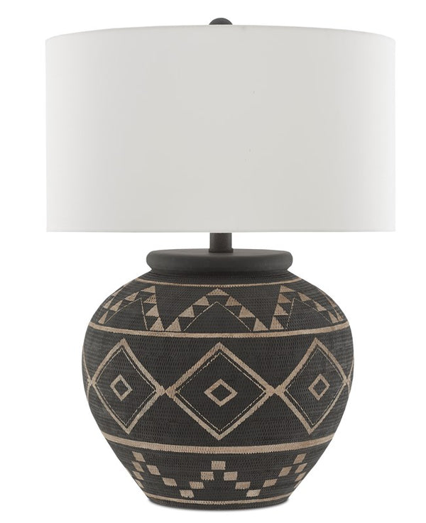 Tribal Table Lamp