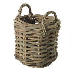 Natural Rattan Basket