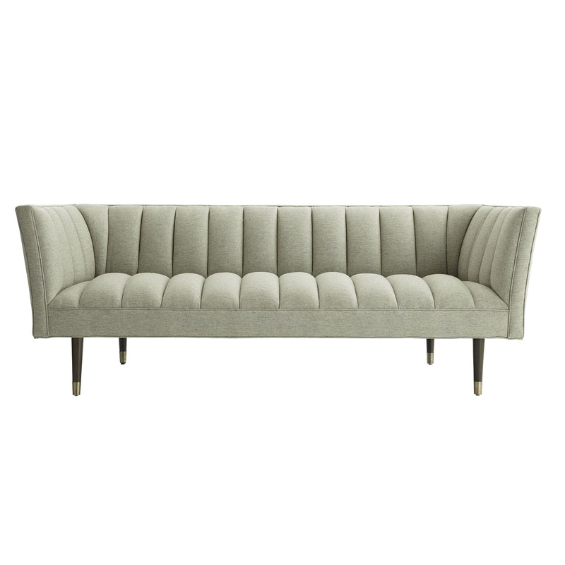 Topher Sofa in Fog Flannel