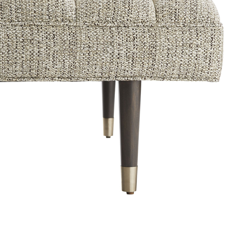 Christophe Bench Driftwood Tweed